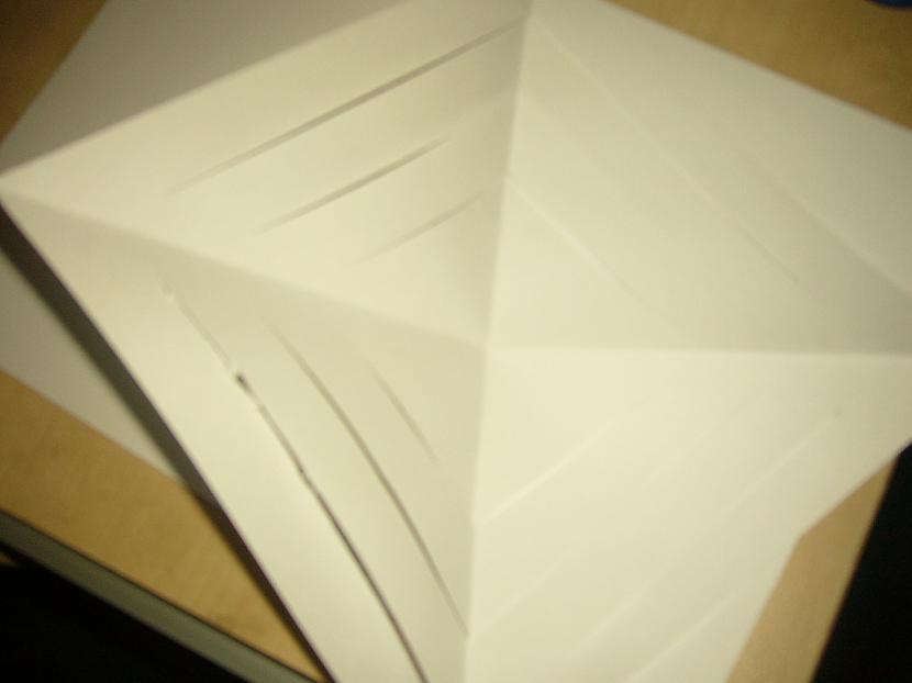 Kad atlokam trijstūri tam... Autors: Yehet Papīra sniegpārsliņas :)