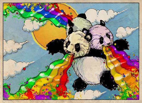 Un kopā arī atbrīvojāmies no... Autors: vilx2 Pandas dzīvestāsts