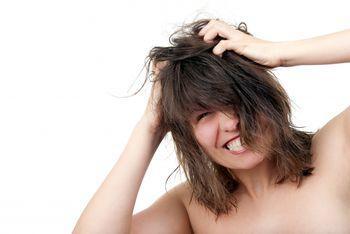Svīšana  pastiprināta svīšana... Autors: Forsija Fakti par matiem 2