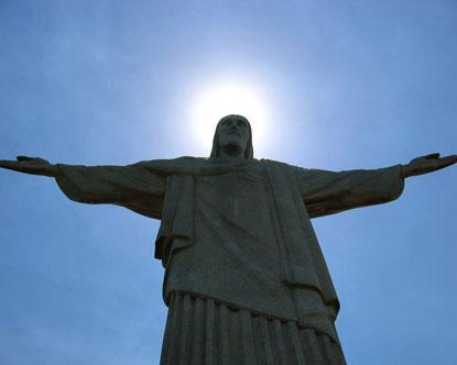 Brazīlijas galvenā reliģija... Autors: Sindikāts 7 Pasaules Brīnumi