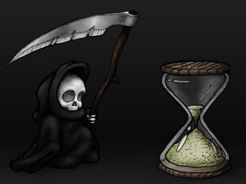 Autors: mallibu Izglābties, kad nāve jau pacēlusi izkapti!