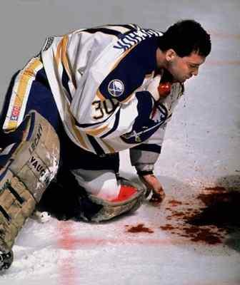 Ir 1989 gads norit kārtējā NHL... Autors: Moonwalker Trakākie sporta negadījumi