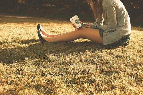 Vienkārši sēdi ārā un... Autors: Kikmeitene Keep it real.*