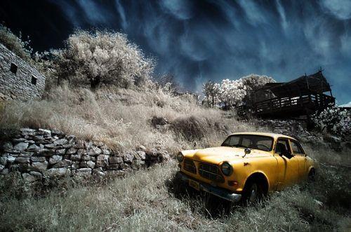 Gilad Autors: jankabanka Neticami infrasarkanās fotogrāfijas paraugi.