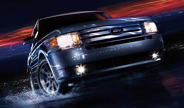 7 VIETA Ford Flex Tas ir... Autors: MONTANNA Top 10 labākās ziemas mašīnas