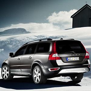 3 VIETA Volvo XC70Jūs domājat... Autors: MONTANNA Top 10 labākās ziemas mašīnas