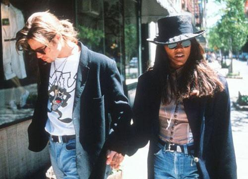 Vēl 1989 gadā Breds paspēja... Autors: Veruschka Sievietes Breda Pita dzīvē
