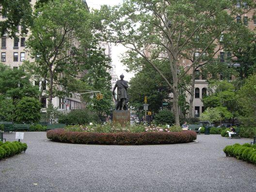 Greimersijas parks Ņujorkā Autors: zhoris 31. decembris vēstures mijā (17.gs - 21.gs)