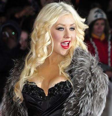 Christina Aguilera vienmēr... Autors: NOKAR Uzjautrinošas slavenību bildes