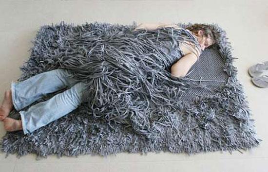 Autors: montmorensija Kreatīvi paklāji
