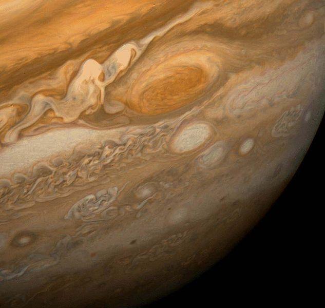 Sarkanais plankums Autors: Evaldss Voyager - 1