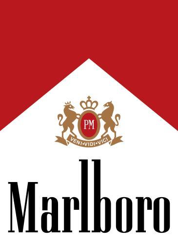 MARLBORONo sākuma Marlboro... Autors: ElWeeD Neliela informācija par superbrendu nosaukumiem