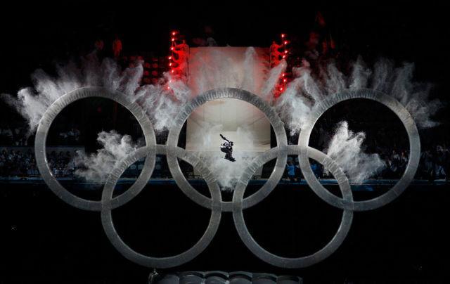12 februāris Snovbordists lido... Autors: ainiss13 2010. gads fotogrāfijās.