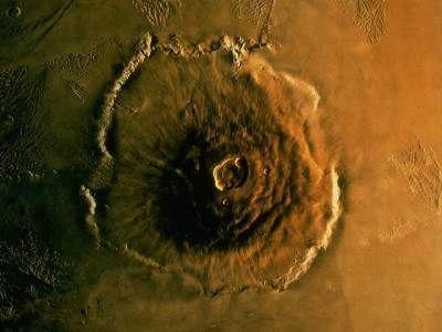 Viena no visbiežāk... Autors: Tavs Sencis Interesanti fakti par Marsu!