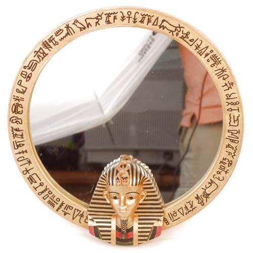 Senajā Ēģiptē spogulis tika... Autors: Fosilija Spogulis.