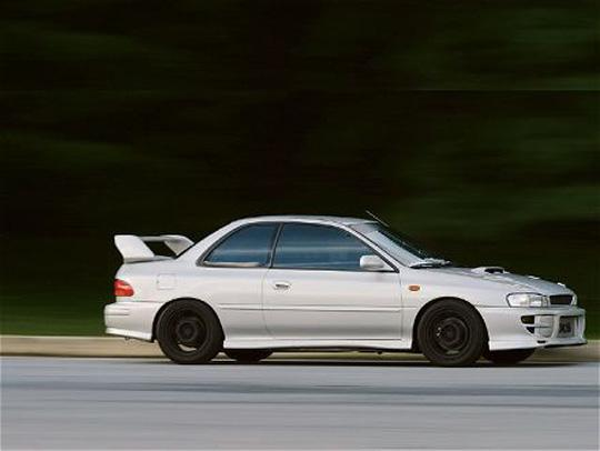 Subaru Impreza 25 RS Autors: kapars118 90' gadu tautas klases superauto