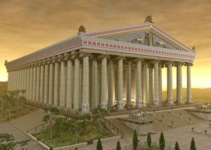 4 Artemīdas templis... Autors: lacukstedy 7 pasaules brīnumi