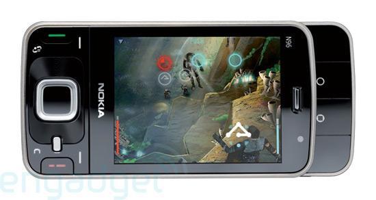 Autors: Anti-Koment Kompānija Nokia prezentē jaunu flagmani – N96