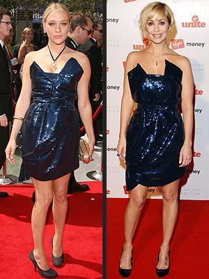 Chloe Sevigny vs Natalie... Autors: GraceGirl Kā divas ūdenslāses...
