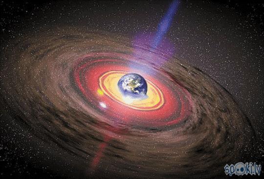 Autors: Fustijs mūsu Galaktikas centrā atrod milzīgu melno caurumu