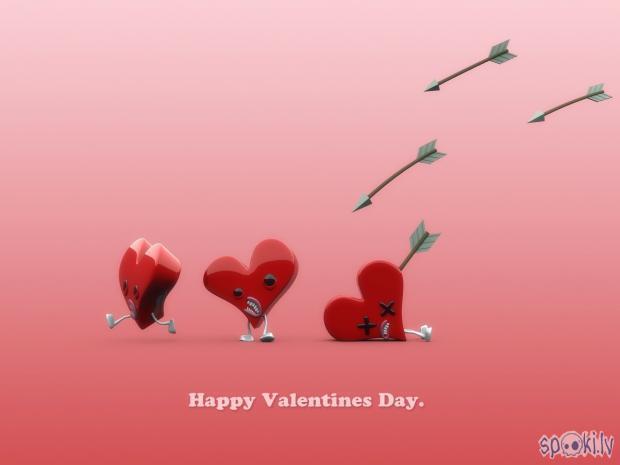 Autors: akarlis Apsveikumi Valentina dienā