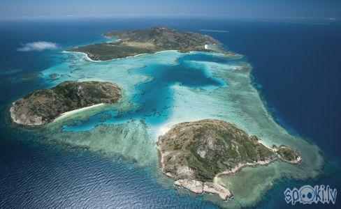 Uz šīs salas atrodas tas darbs... Autors: Kadets Sapnis par labāku darbu