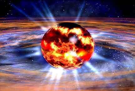 Neitronu zvaigznes ir tik... Autors: Danc /3.daļa/ 10 jauni nedzirdēti fakti.