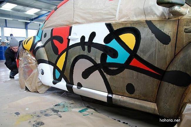 Autors: pofig Kā krāso mašīnas?