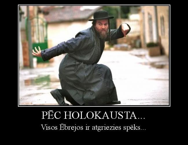 Autors: WeedSmoker Pēc holokausta...