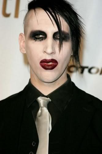 Autors: pinkuminka Marilyn Manson