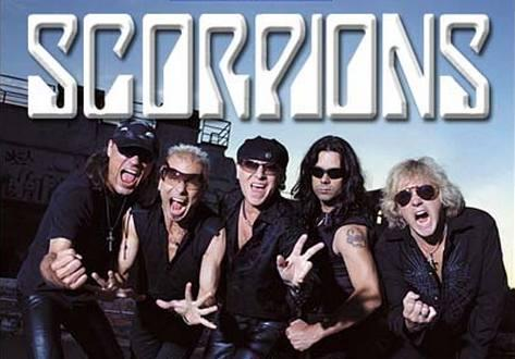 All together  The Scorpions Autors: Rupucss The Scorpions, long ago...