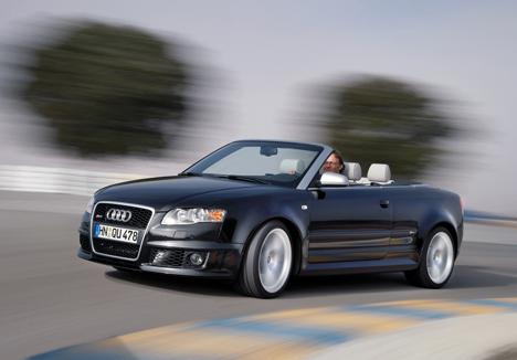 RS4 Cabrio 8E42 i V8 32V FSI... Autors: uzvalks4 Audi RS4