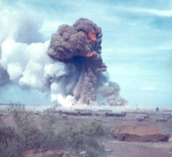 Paldies par izlasīscaronanu un... Autors: YogSothoth Ellišķīgākie sprādzieni