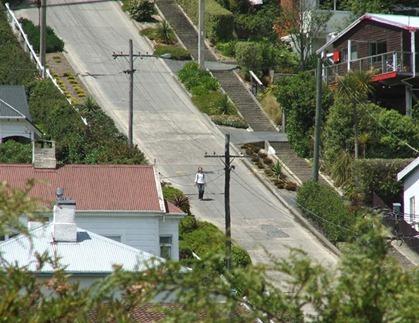 Stāvākā iela atrodas... Autors: Moonwalker Ielu rekordi