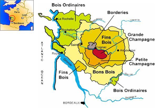 Vārdu konjaks Cognac var... Autors: arcolds Konjaks (Cognac)
