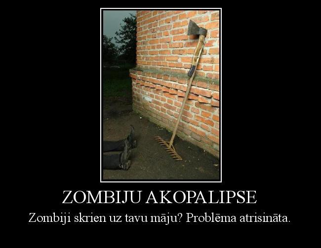 Autors: Fosilija Zombiju akopalipse