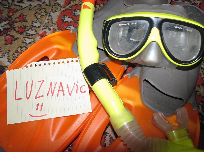 Autors: Luznavic Pleznas un maska!