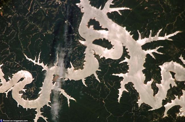 Beaver Lake Arkansas ASV Autors: melja020390 Mūsu brīnišķīgā planēta
