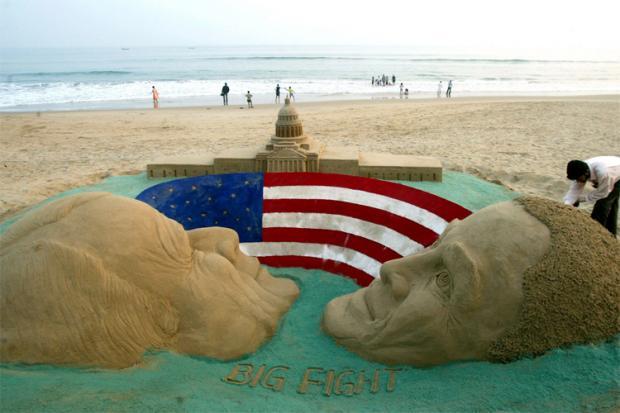 Smilšu skulptūra Indijas... Autors: Jingla Un kur tu vēlies pabūt?