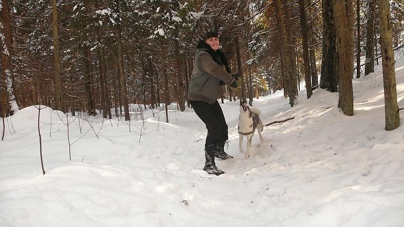 Autors: Ebigeila Mans trakais duksis ziemā! :D