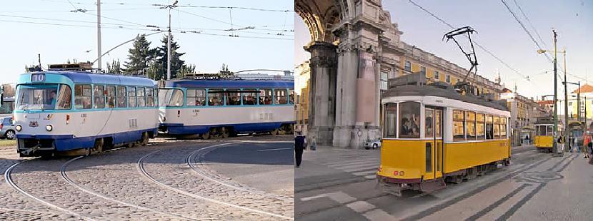 Tramvaji Rīgā  Tramvaji... Autors: Skoolnieks Portugāle VS Latvija