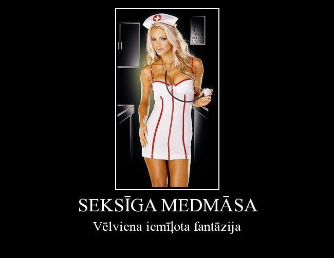 Autors: DarkForce seksīga medmāsa