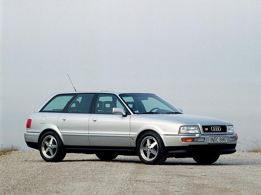 S2 Avant Autors: vecaiskems Audi S2