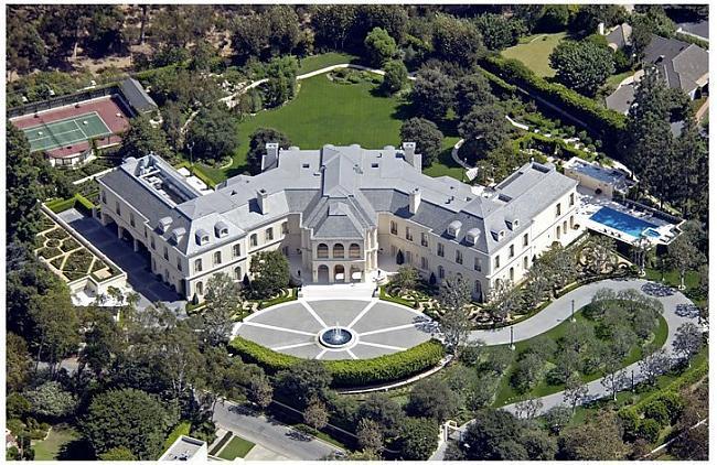 8 The Manor Losandželosa ASV ... Autors: Strendžers 2010.gada dārgākās top10 mājas
