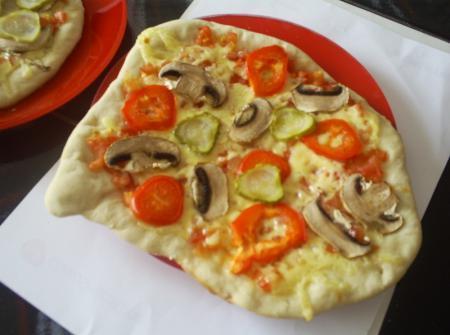 Un beidzot gardums gatavs Labu... Autors: THUNDERTRUCKS Kā pagatavot picu!