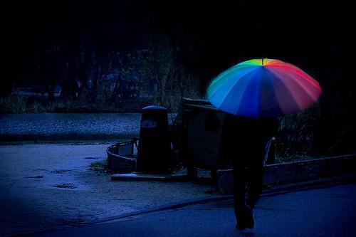 I love walking in rain because... Autors: Pulis - fuc* ya, bitch`.