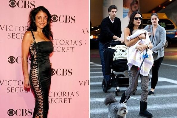 Bethenny Frankel Autors: bee62 Reality TV Stars Then and Now