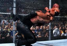 Brock Lesnar vs The Undertaker... Autors: GreatLauris Labākie Hell in a cell mači