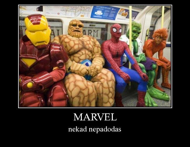 Autors: Gardais Marvel