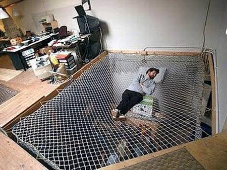 Gulta  039039tīkls039039Šī... Autors: MJ TOP 12 superīgākās gultas.